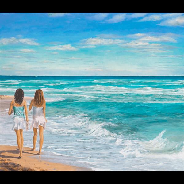 Christian Sommer - Chicas en la Playa