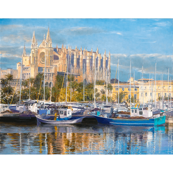 Christian Sommer - Mallorca Cathedrale