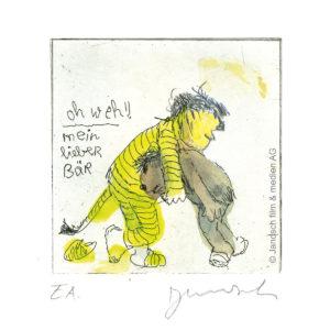 Janosch - Oh,weh mein lieber Bär