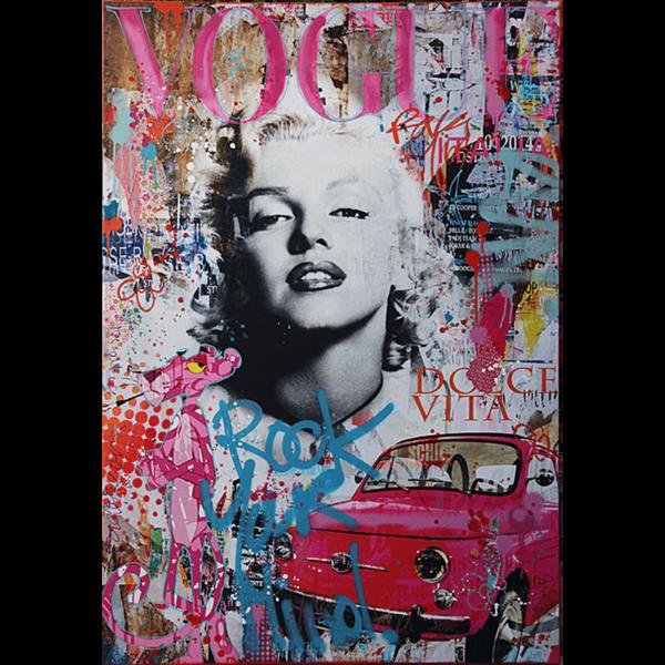 Fabien Novarino - Marilyn No. 2