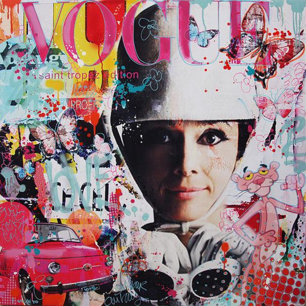 Fabien Novarino - Audrey Vogue
