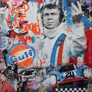 Fabien Novarino - Steve Le Mans