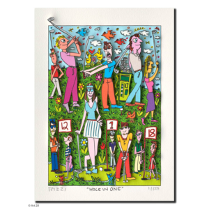 James Rizzi - Hole in one